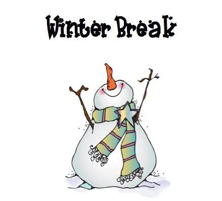 Winter break vacation essay